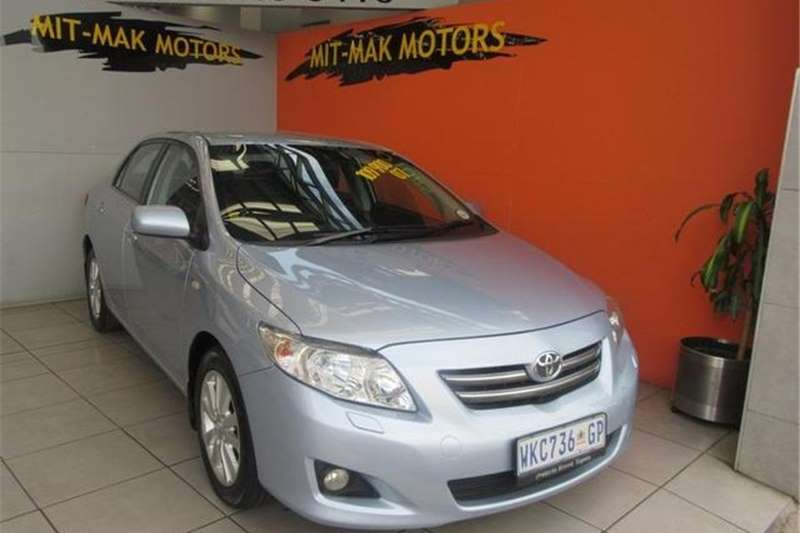 Toyota Corolla 2.0D-4D Exclusive 2007