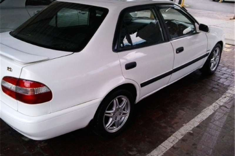 2000 toyota corolla cars for sale in gauteng r 45 900 on auto mart. Black Bedroom Furniture Sets. Home Design Ideas