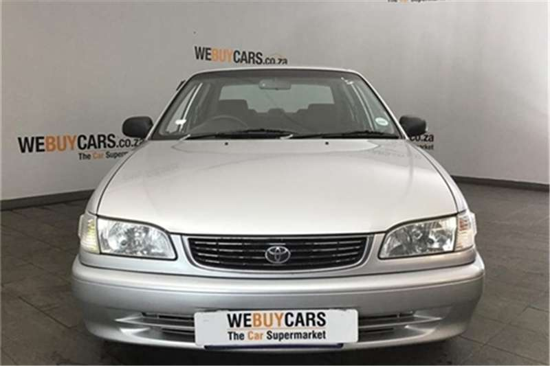 2003 toyota corolla cars for sale in gauteng | r 69 000 on auto mart