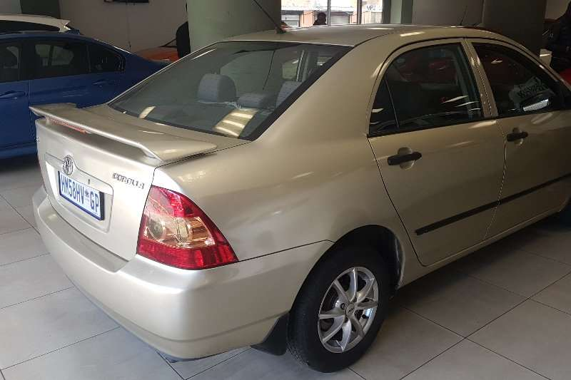 2006 Toyota Corolla 140i GLS