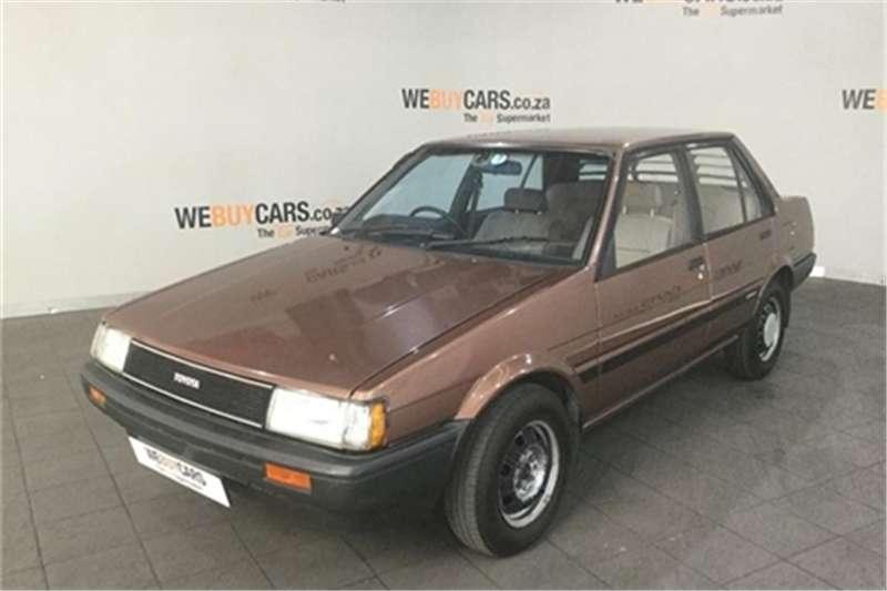 1985 Toyota Corolla