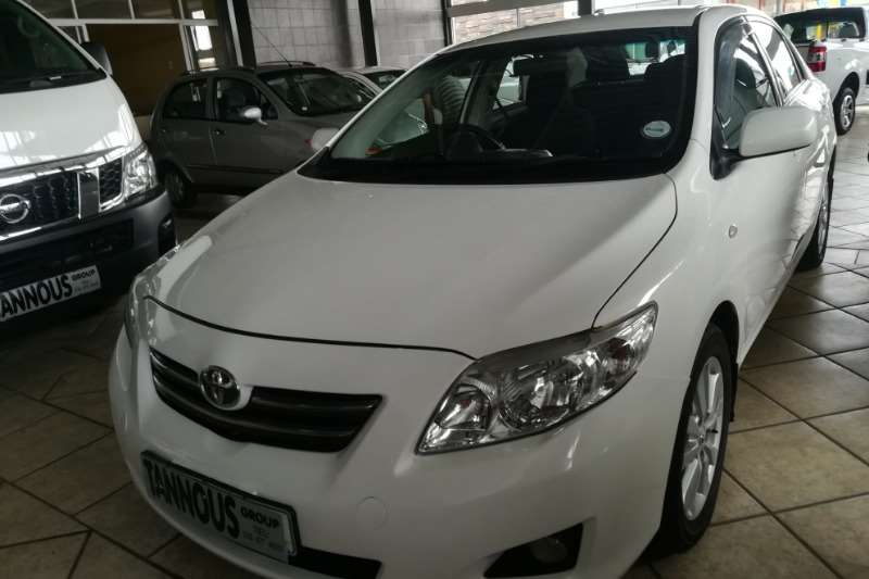 2009 Toyota Corolla 1.6 Advanced