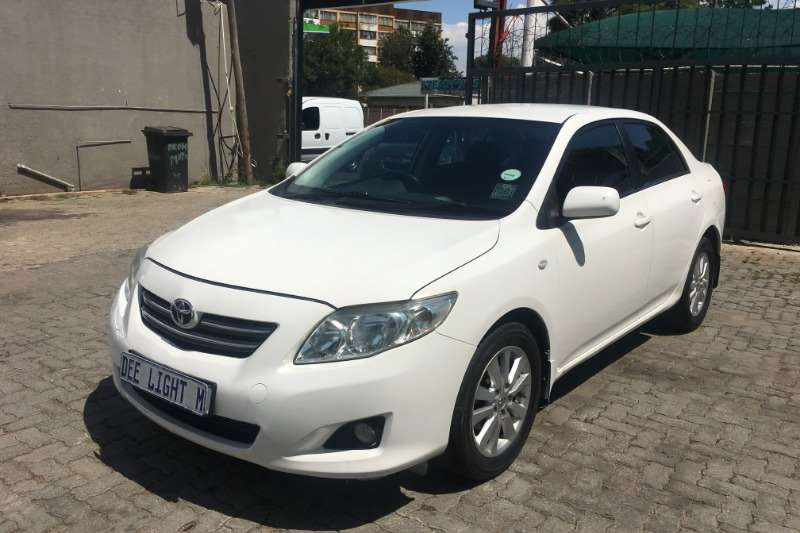 2009 Toyota Corolla 1.6 Advanced auto