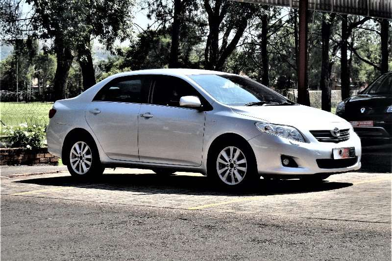 2010 Toyota Corolla 2.0D 4D Exclusive