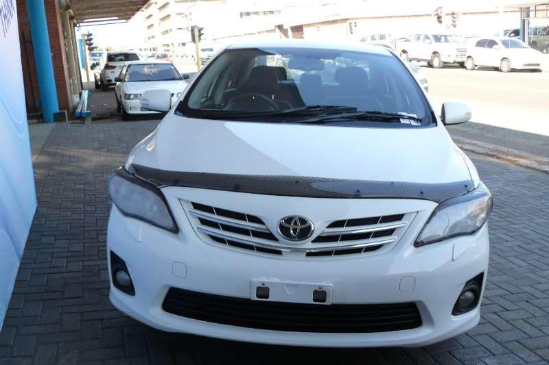 2011 Toyota Corolla 2.0D 4D Exclusive