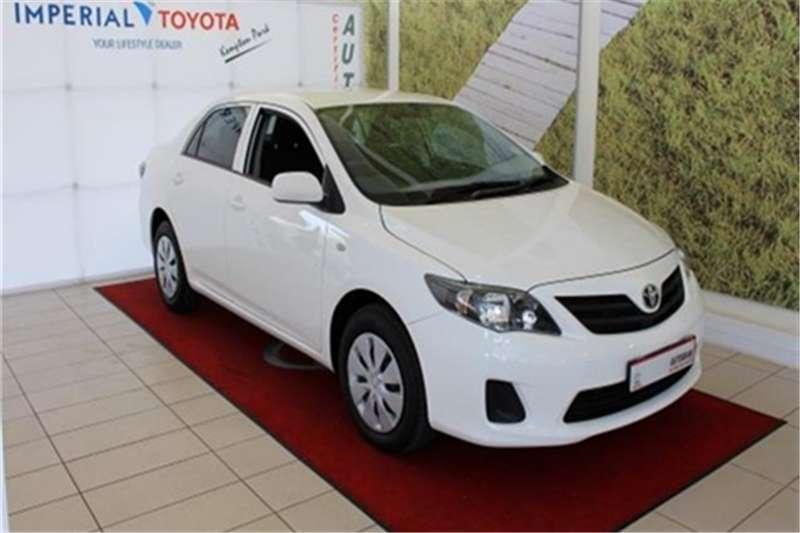 Toyota Corolla Quest 1.6 2017