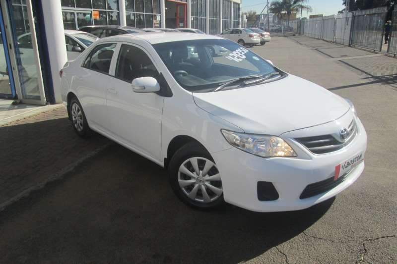 2013 Toyota Corolla Quest 1.6 Plus