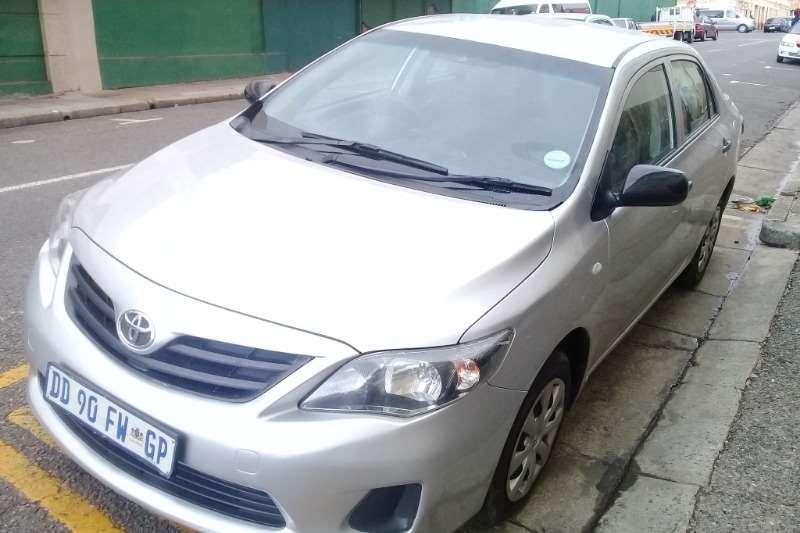2014 Toyota Corolla Quest 1.6