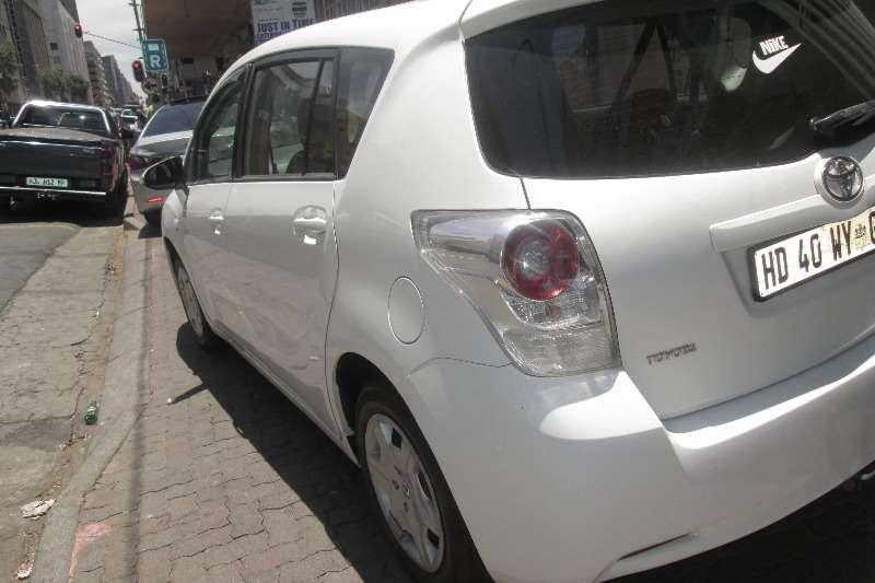 Toyota Corolla Verso 160 SX 2007