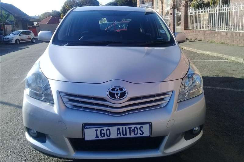2012 toyota corolla verso 180 sx cars for sale in gauteng r 145 000 on auto mart. Black Bedroom Furniture Sets. Home Design Ideas