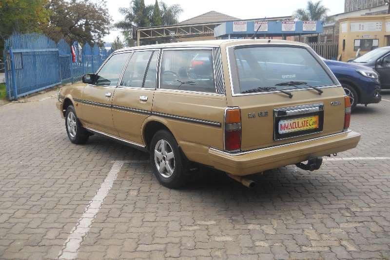 Toyota Cressida 2.4 GLE 1990