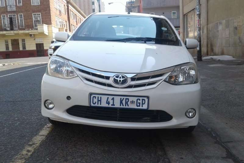 2013 Toyota Etios hatch ETIOS 1.5 SPORT LTD EDITION 5DR