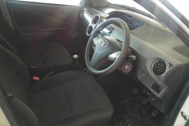 2016 Toyota Etios Cr