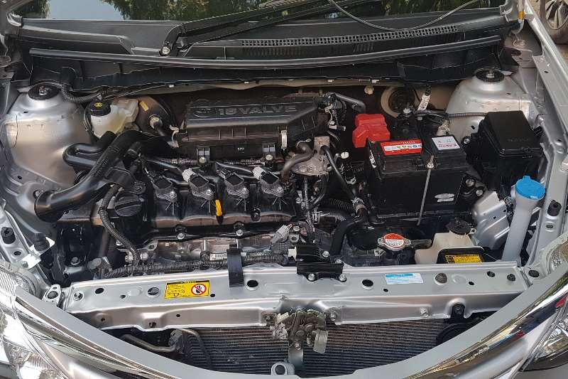 2016 Toyota Etios hatch 1.5 Xi