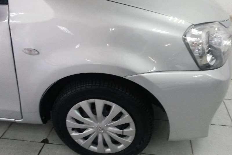 2015 Toyota Etios sedan 1.5 Xi