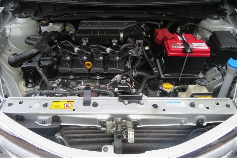 Toyota Etios sedan 1.5 Xi 2014