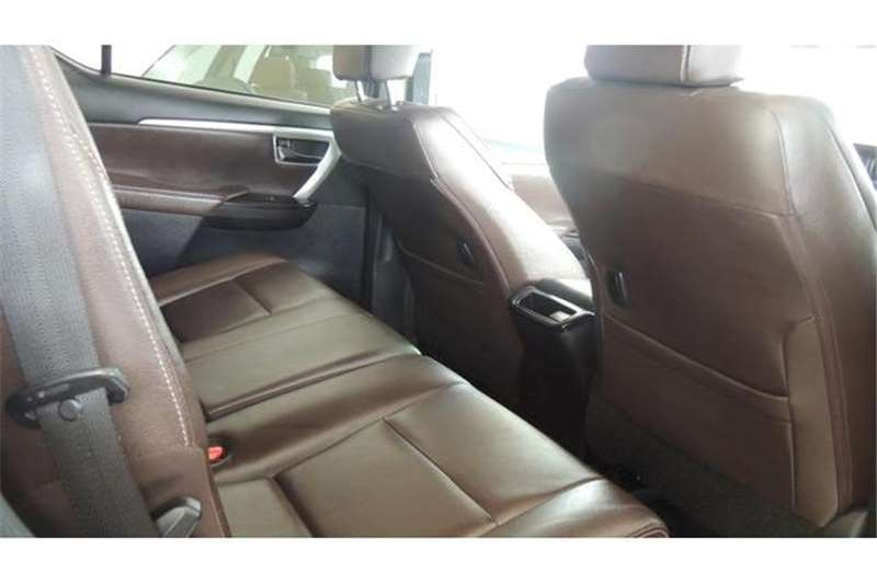 Toyota Fortuner 2.4GD 6 Auto 2017