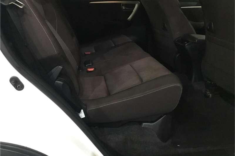 Toyota Fortuner 2.7 auto 2016