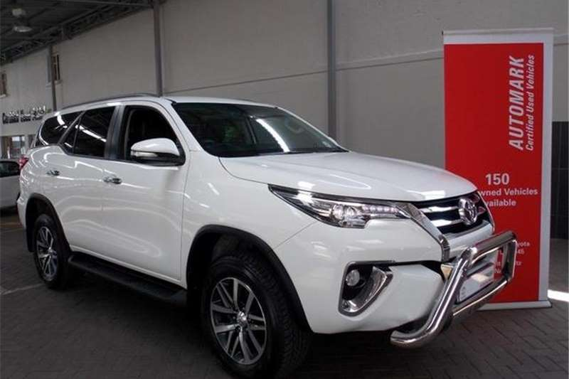 Toyota Fortuner 2.8 GD-6 Auto 2016
