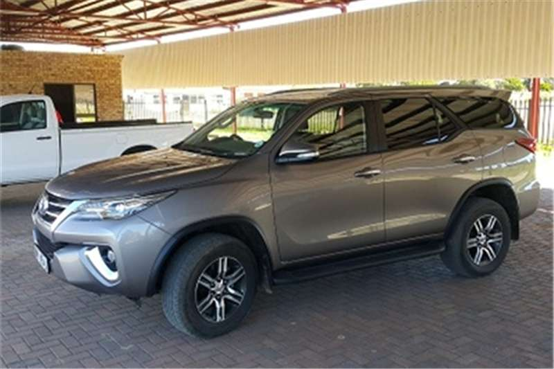 Toyota Fortuner 2.8GD 6 2017