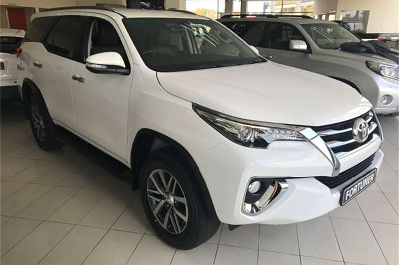 Toyota Fortuner 2 8GD-6 auto 2018