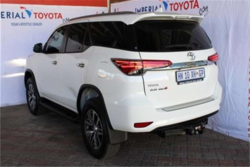 2018 Toyota Fortuner 2 8gd 6 Auto Crossover Suv Diesel Rwd