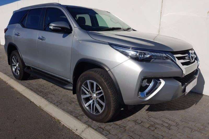 Toyota Fortuner 2.8GD-6 RB 6AT Auto For Sale 2017