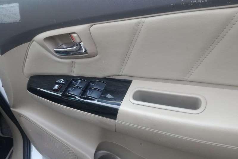Toyota Fortuner 3.0D 4D 2013