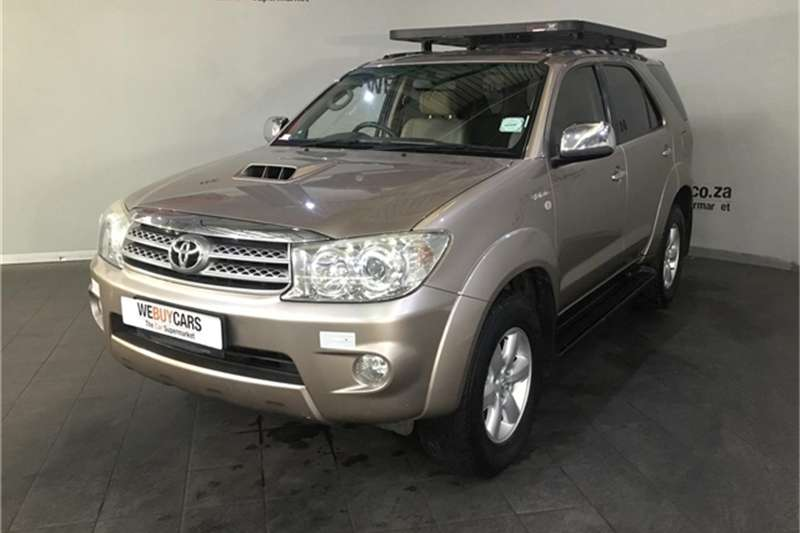 Toyota Fortuner 3.0D-4D 4x4 2009