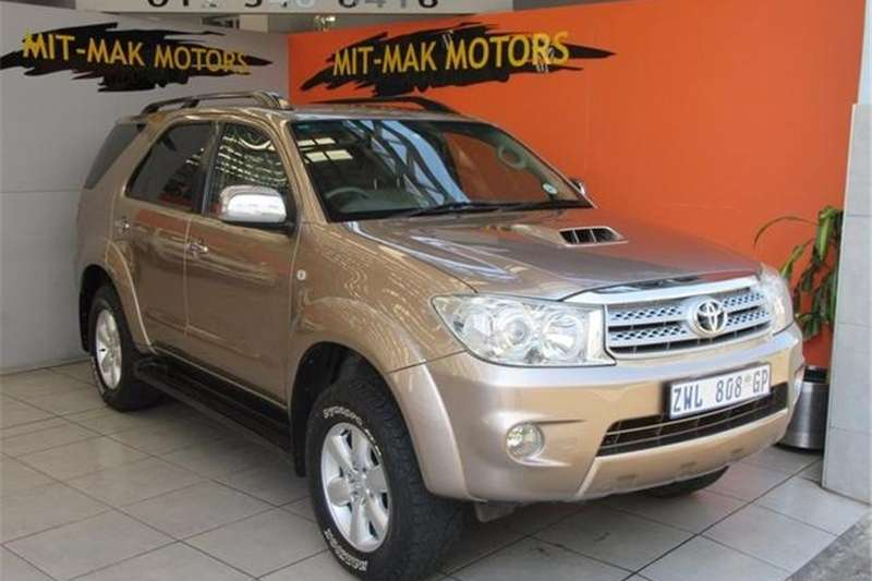 Toyota Fortuner 3.0D-4D 4x4 2010