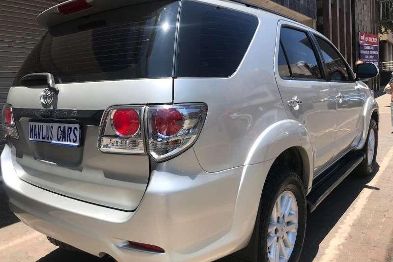 Toyota Fortuner 3.0D 4D 4x4 2014