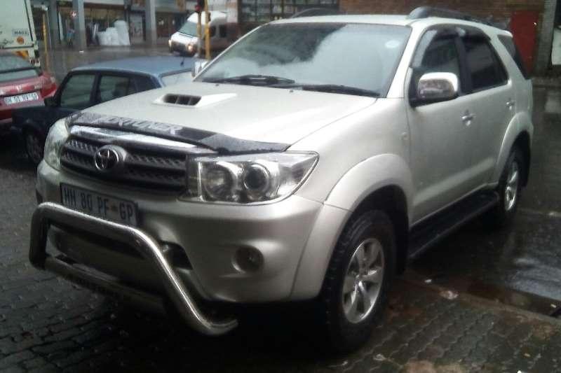 2008 Toyota Fortuner 3.0D 4D