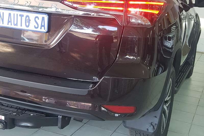 2018 Toyota Fortuner 2.8GD 6