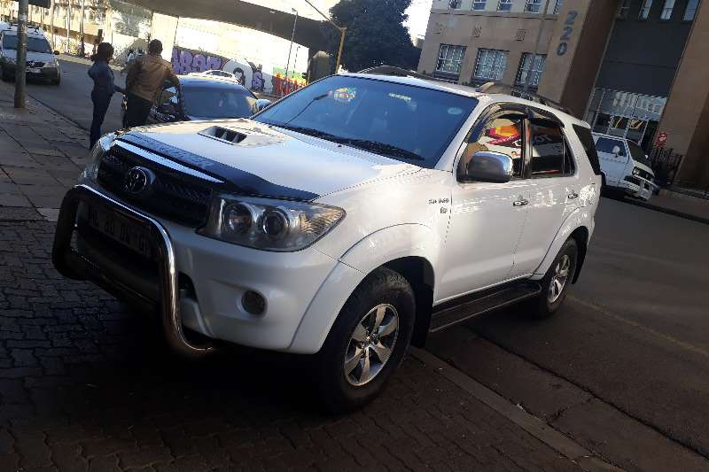 2009 Toyota Fortuner 3.0D 4D 4x4 Heritage Edition
