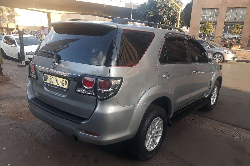 2015 Toyota Fortuner 3.0D 4D 4x4 Limited