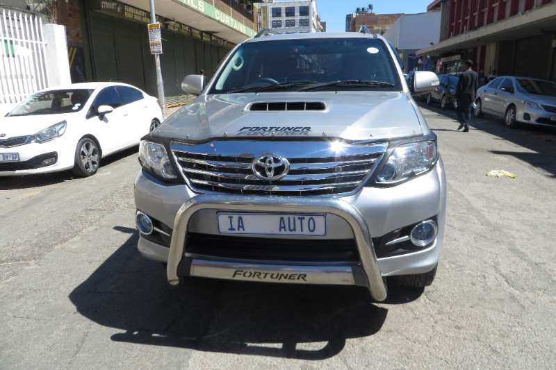 2015 Toyota Fortuner 3.0D 4D Heritage Edition