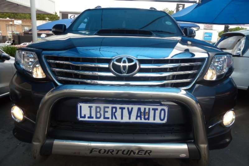 2014 Toyota Fortuner