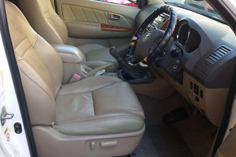 2010 Toyota Fortuner 3.0D 4D 4x4 auto