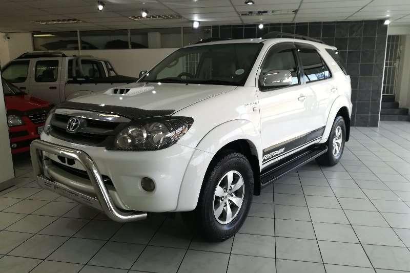 2007 Toyota Fortuner 3.0D 4D