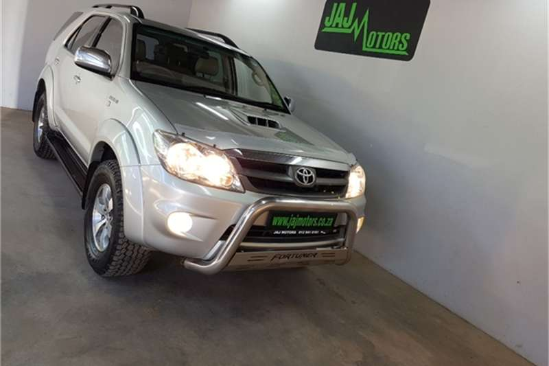 2006 Toyota Fortuner 3.0D 4D 4x4