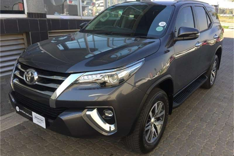 2018 Toyota Fortuner 2.8GD 6 4x4 auto