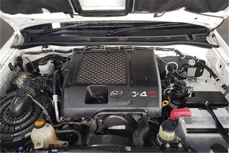 2010 Toyota Fortuner 3.0D 4D 4x4
