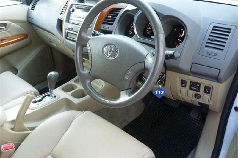 Toyota Fortuner V6 4.0 2010