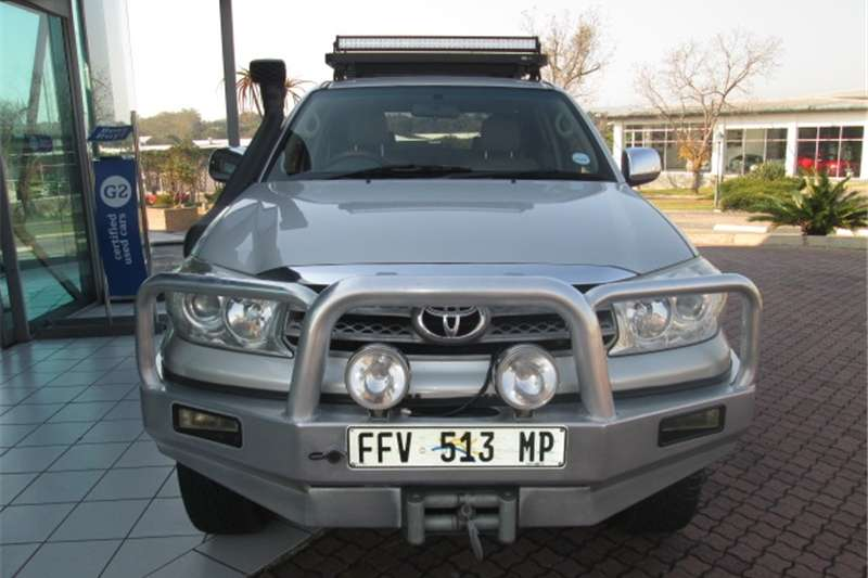 Toyota Fortuner V6 4.0 4x4 2010