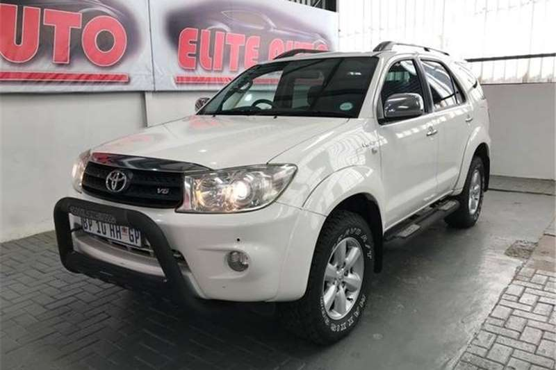 Toyota Fortuner V6 4.0 Epic 2009
