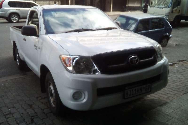 Toyota Hilux 2.0 2006