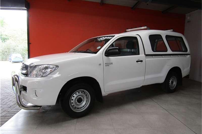 Toyota Hilux 2.0 2009