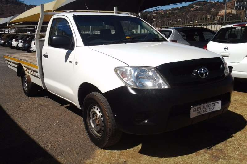 Toyota Hilux 2.0 2010