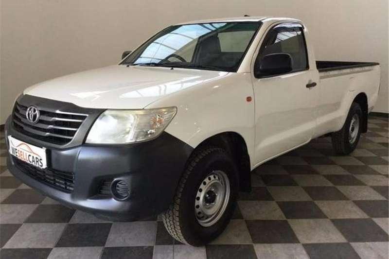 Toyota Hilux 2.0 2012