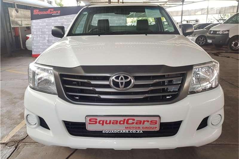 Toyota Hilux 2.0 2014